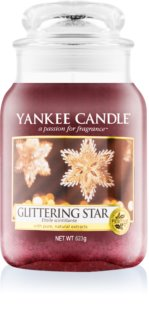 Yankee Candle Glittering Star Scented Candle 623 g Classic Large