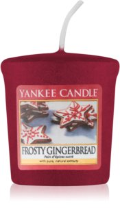 Yankee Candle Frosty Gingerbread lumânare votiv
