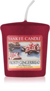 Yankee Candle Frosty Gingerbread velas votivas