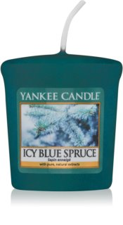 Yankee Candle Icy Blue Spruce votive candle
