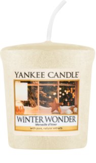 Yankee Candle Winter Wonder velas votivas 49 g