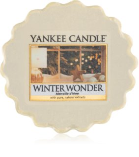 Yankee Candle Winter Wonder tartelette en cire 22 g