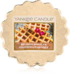 Yankee Candle Belgian Waffles κερί για αρωματική λάμπα 22 γρ