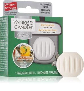 Yankee Candle Alfresco Afternoon mirisi za auto zamjensko punjenje