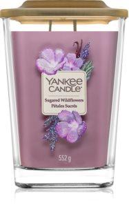 Yankee Candle Elevation Sugared Wildflowers illatos gyertya