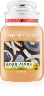 Yankee Candle Seaside Woods Scented Candle 623 g Classic Large