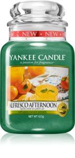 Yankee Candle Alfresco Afternoon świeczka zapachowa  Classic duża 623 g