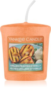 Yankee Candle Grilled Peaches & Vanilla lumânare votiv