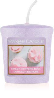 Yankee Candle Sweet Morning Rose viaszos gyertya 49 g
