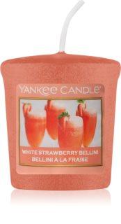 Yankee Candle White Strawberry Bellini votivljus