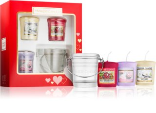 Yankee Candle Love coffret III.