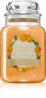 Yankee Candle Orange Dreamsicle vela perfumada  623 g Classic grande