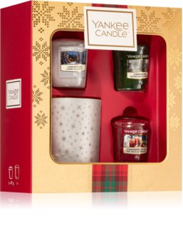 Yankee Candle Alpine Christmas lote de regalo XIV.