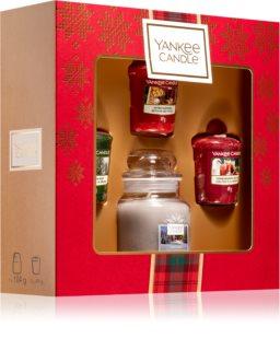 Yankee Candle Alpine Christmas lote de regalo XIII.