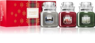 Yankee Candle Alpine Christmas Gift Set  IV.