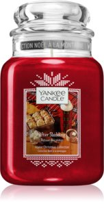 Yankee Candle After Sledding bougie parfumée Classic grande