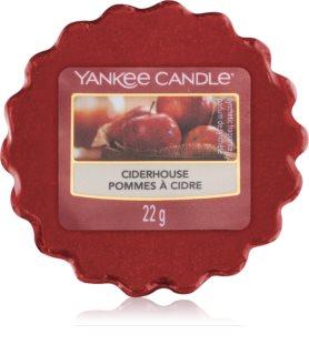 Yankee Candle Ciderhouse tartelette en cire