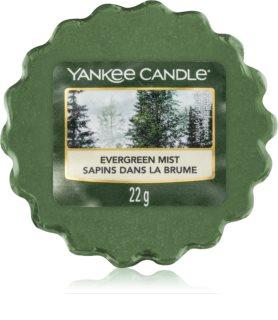 Yankee Candle Evergreen Mist κερί για αρωματική λάμπα