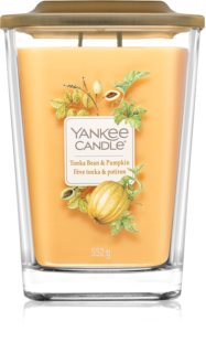 Yankee Candle Elevation Tonka Bean & Pumpkin vonná svíčka