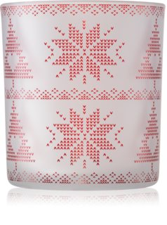 Yankee Candle Red Nordic suport lumânare pahar