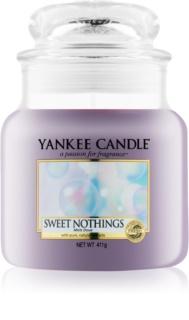 Yankee Candle Sweet Nothings bougie parfumée 411 g Classic moyenne