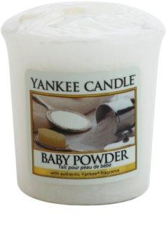 Yankee Candle Baby Powder Votivkerze 49 g