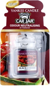 Yankee Candle Black Cherry Car Air Freshener   hanging