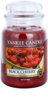 Yankee Candle Black Cherry Mirisna svijeća 623 g Classic velika