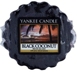 Yankee Candle Black Coconut vosek za aroma lučko  22 g