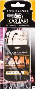 Yankee Candle Black Coconut désodorisant voiture à suspendre