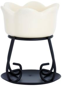 Yankee Candle Petal Bowl lampă aromaterapie din sticlă   I. (Cream)