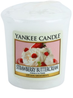 Yankee Candle Strawberry Buttercream Votivkerze 49 g