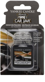 Yankee Candle New Car Scent Car Air Freshener   hanging