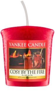 Yankee Candle Cosy By the Fire votivní svíčka 49 g