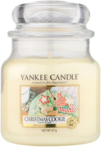 Yankee Candle Christmas Cookie geurkaars Classic Medium