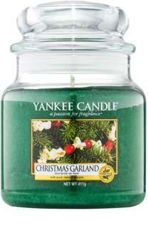 Yankee Candle Christmas Garland Scented Candle 411 g Classic Medium
