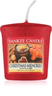 Yankee Candle Christmas Memories votivní svíčka 49 g