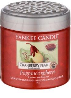 Yankee Candle Cranberry Pear perełki zapachowe 170 g