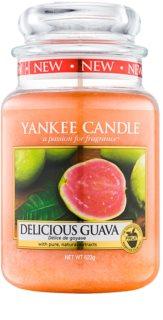 Yankee Candle Delicious Guava vonná sviečka 623 g Classic veľká