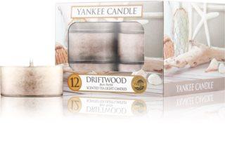 Yankee Candle Driftwood čajová svíčka 12 x 9,8 g
