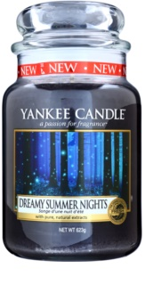 Yankee Candle Dreamy Summer Nights bougie parfumée 623 g Classic grande