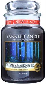 Yankee Candle Dreamy Summer Nights świeczka zapachowa  623 g Classic duża