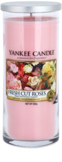 Yankee Candle Fresh Cut Roses Geurkaars 566 gr Décor groot