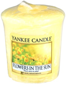 Yankee Candle Flowers in the Sun velas votivas 49 g