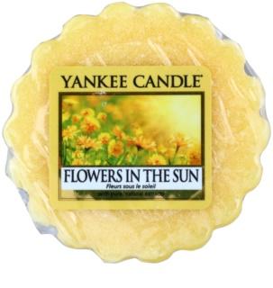 Yankee Candle Flowers in the Sun cera para lámparas aromáticas 22 g