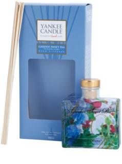 Yankee Candle Garden Sweet Pea diffusore di aromi con ricarica 88 ml Signature