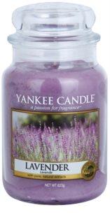 Yankee Candle Lavender illatos gyertya  623 g Classic nagy méret