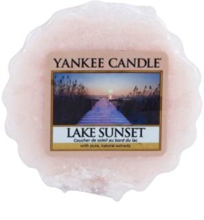 Yankee Candle Lake Sunset wosk zapachowy 22 g