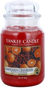 Yankee Candle Mandarin Cranberry Duftkerze  623 g Classic groß