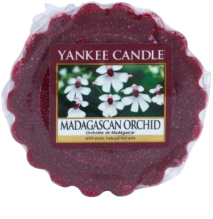 Yankee Candle Madagascan Orchid vosek za aroma lučko  22 g